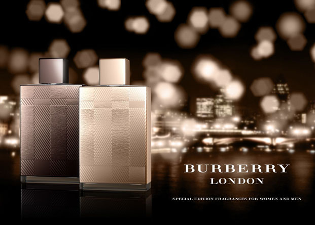 burberry london edt, special edition