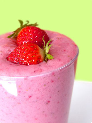 pinky smoothie
