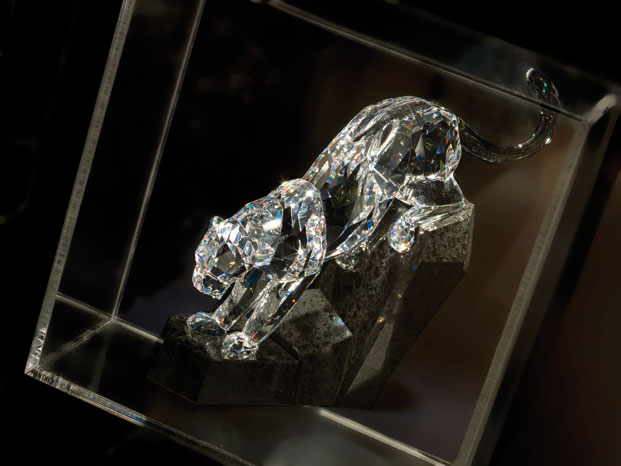 swarovski wien, eclectic panthers
