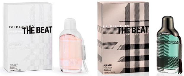 burberry the beat, edt