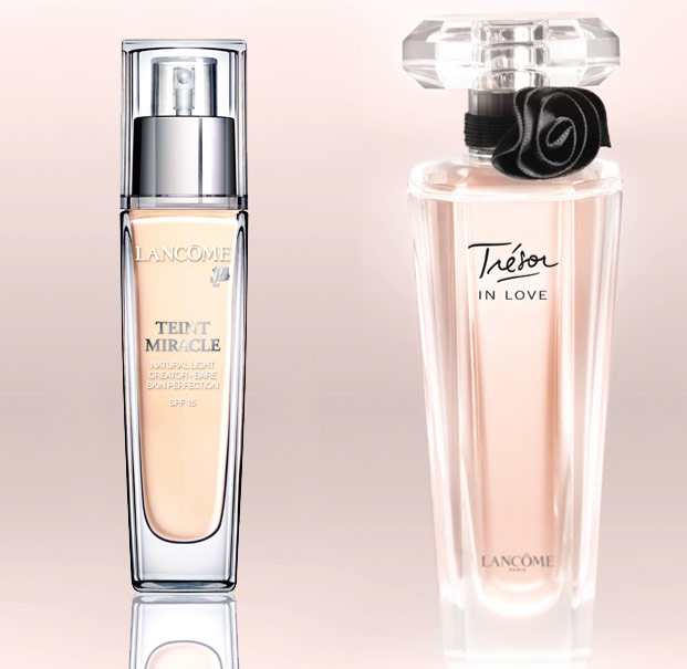 lancome teint miracle aura i tresor in love