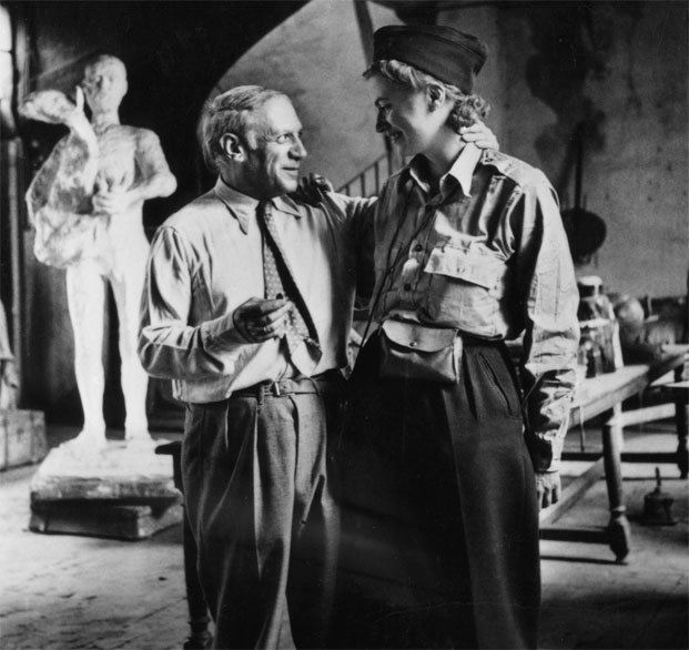 lee miller, pablo picasso