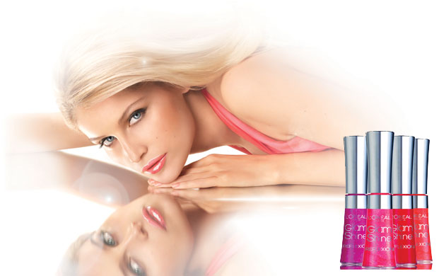 loreal paris glam shine reflexion