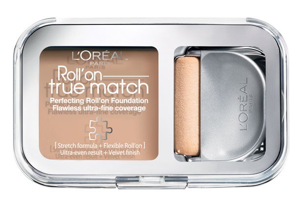 l'oreal true match roll'on puder