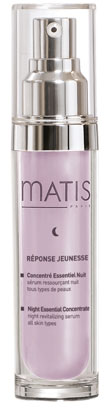 matis reponse jeunesse night essential concentrate