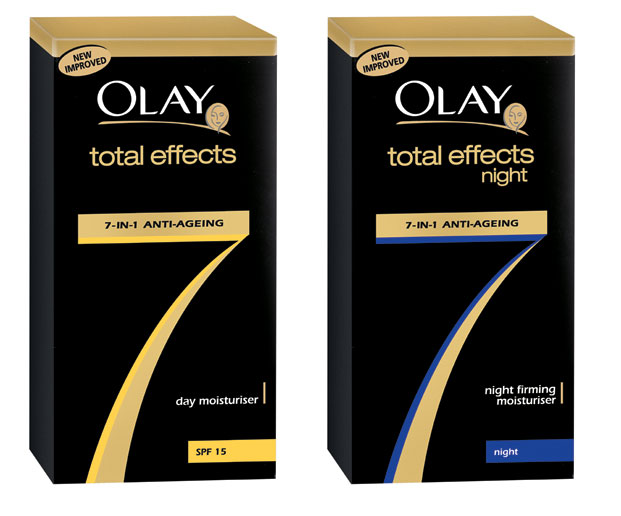 olay total effects dnevna i noćna krema