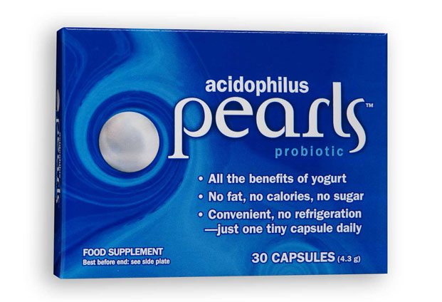 acidophilus pearls