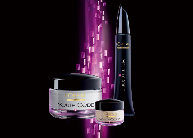 loreal youth code