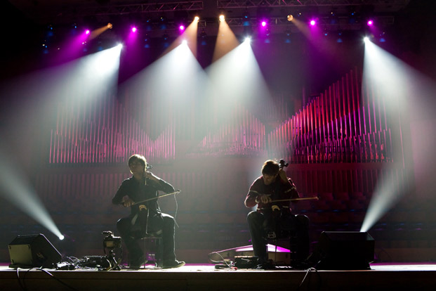2cellos, lisinski