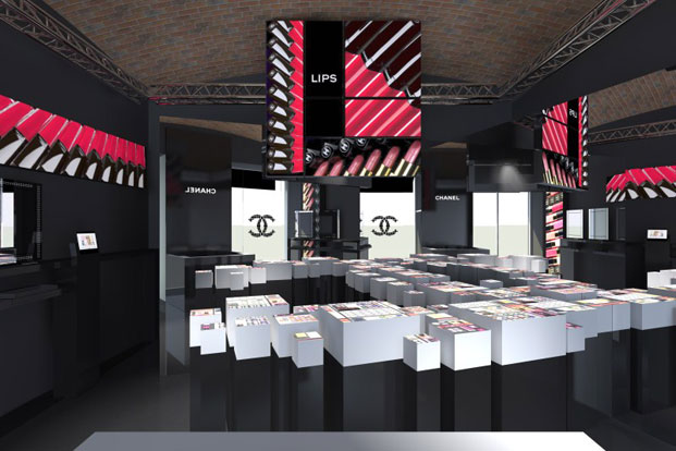 chanel make up studio, zagreb