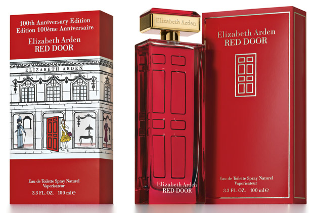 red door, elizabeth arden
