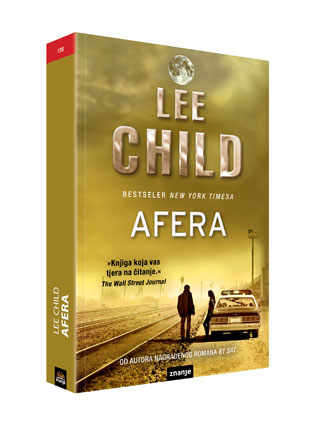 lee child, afera