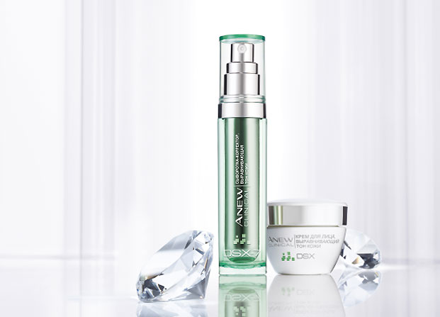 avon anew clinical absolute even