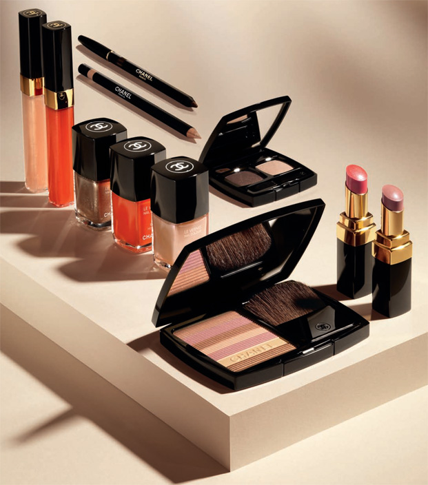chanel make up ljeto 2012