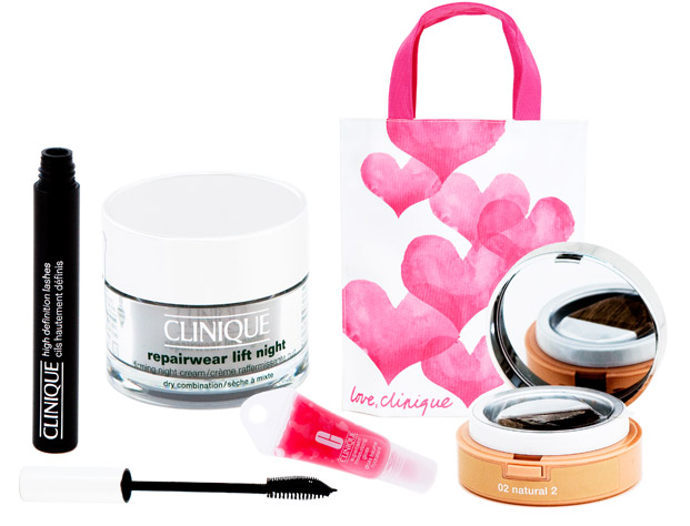 clinique poklon paket