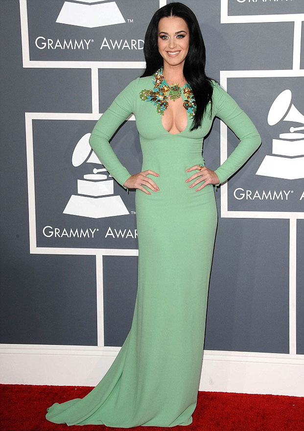 katy perry, gucci mint, grammy 2013
