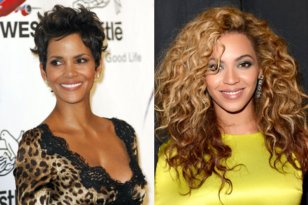 halle berry, beyonce