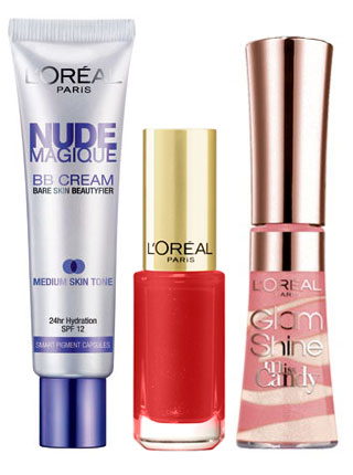 l'oreal paris make up noviteti