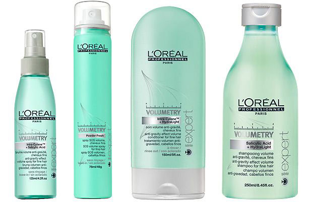 loreal professionnel volumetry linija