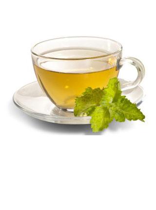 melisa, čaj