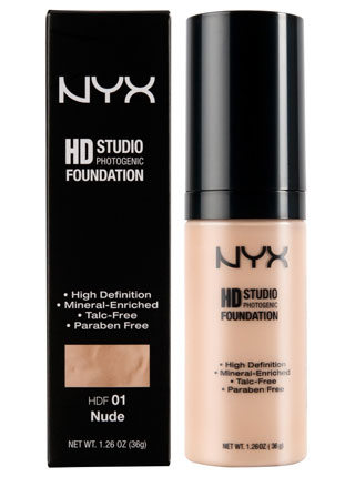 nyx hd studio photogenic