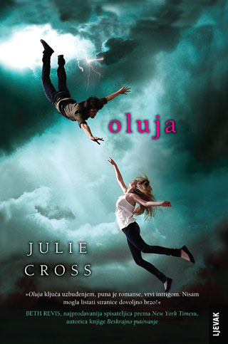 oluja, julie cross
