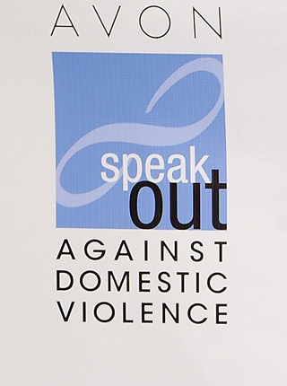 avon against domestic violence