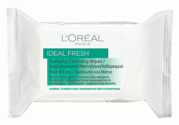 l'oreal pars ideal fresh