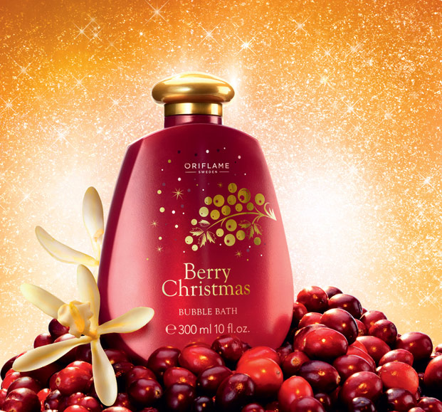oriflame fairy city lights