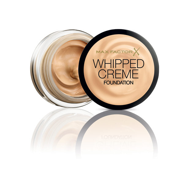 max factor whipped cream