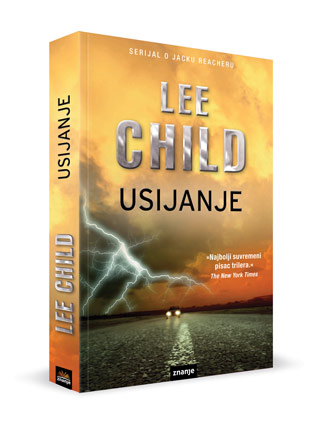 lee child, usijanje