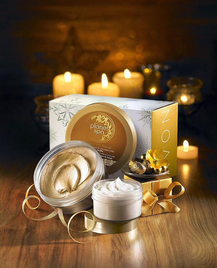 avon planet spa čokolada