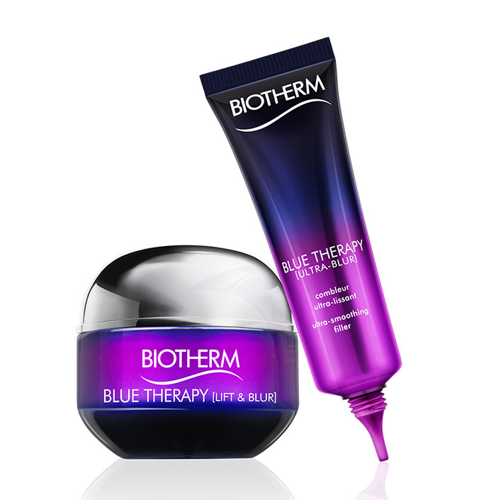 biotherm blue therapy lift and blur