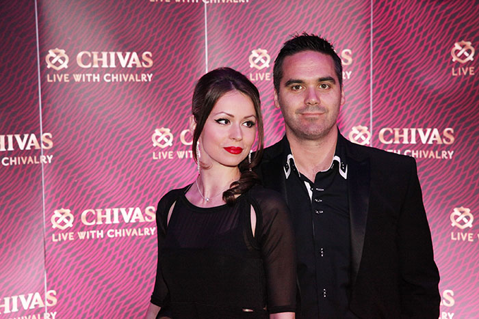 chivas after cannes party