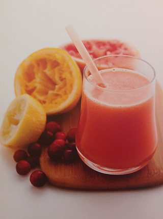 smoothie od citrusa