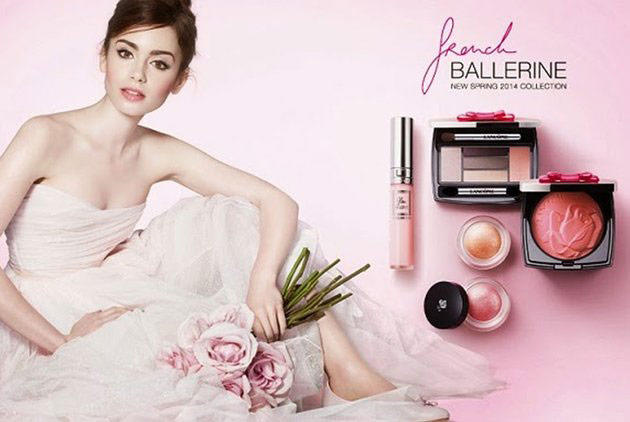 french ballerine lancome