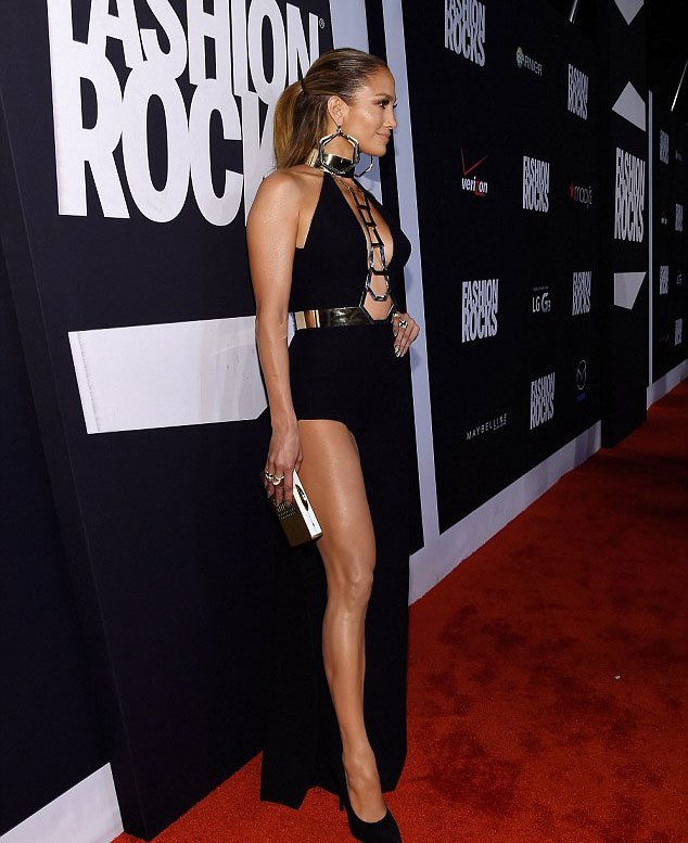 jennifer lopez fashion rocks 2014