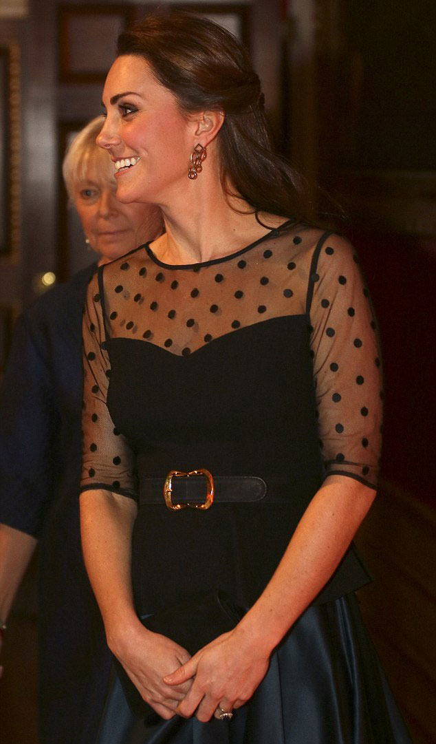 kate middleton, kensingtonska palača
