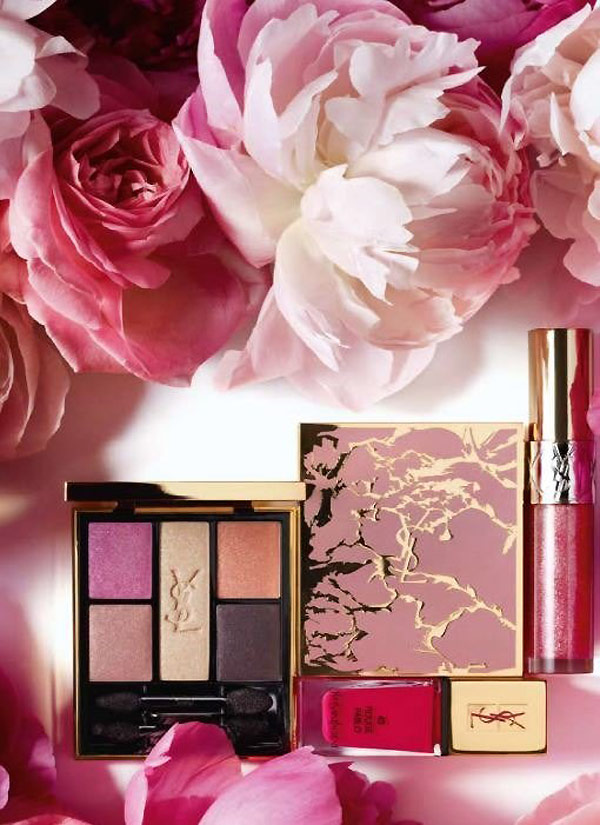 ysl make up proljeće 2014