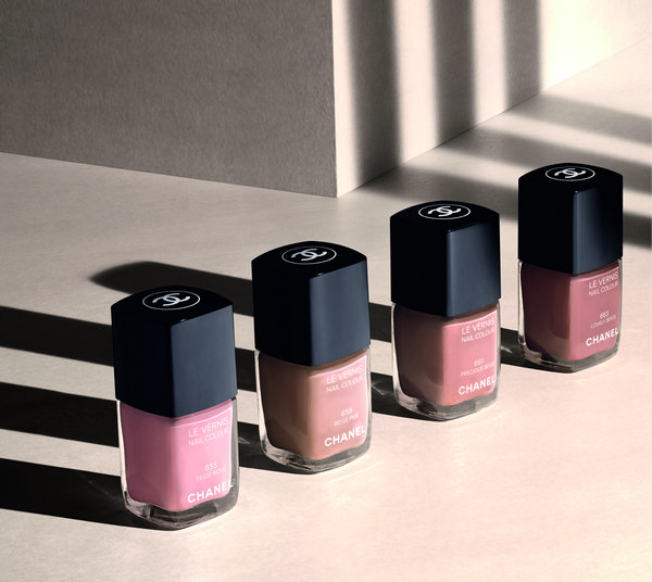 chanel les beiges, ljeto 2015