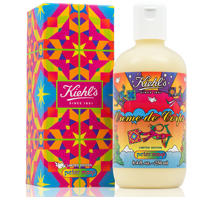 kiehl's by peter max