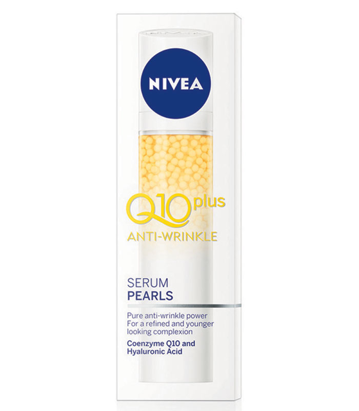 nivea q10 plus serum pearls