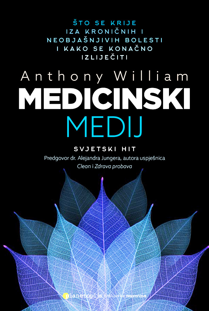 medicinski medij, anthony william