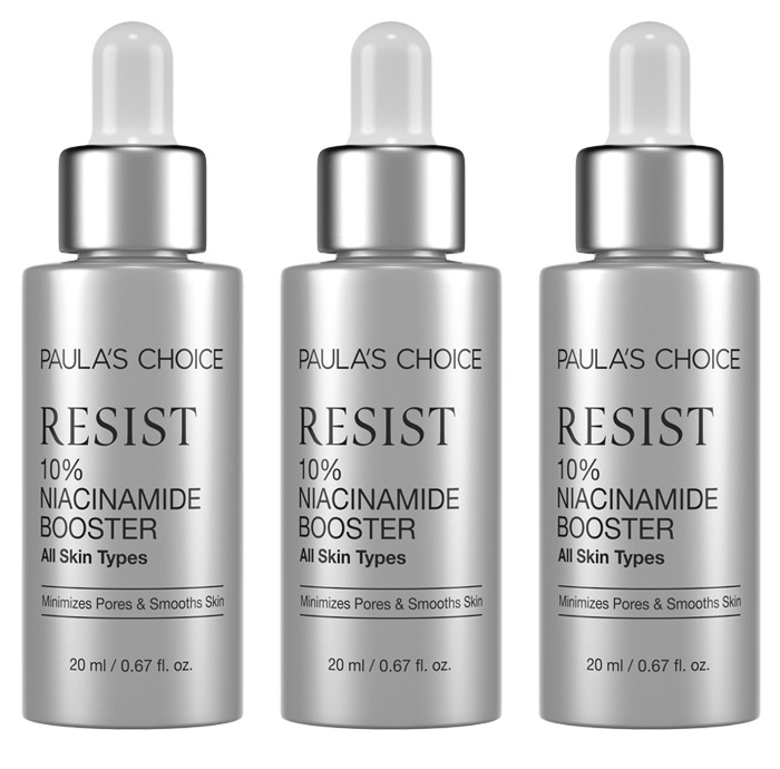 paula's choice resist niacinamid booster