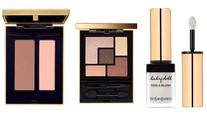 ysl contouring