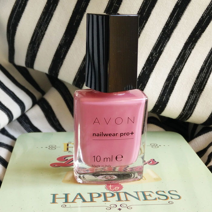 avon amped up pink