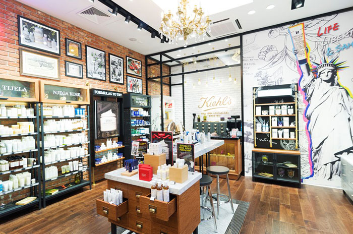 kiehl's city center one west