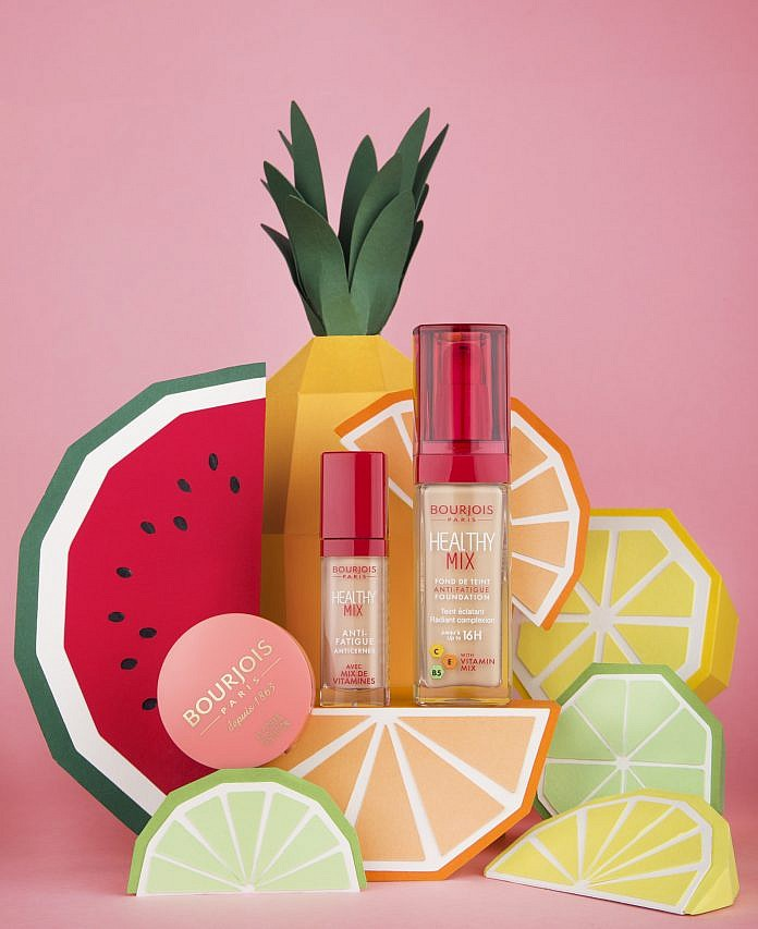 bourjois healthy mix puderi