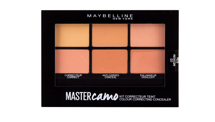 maybelline camo