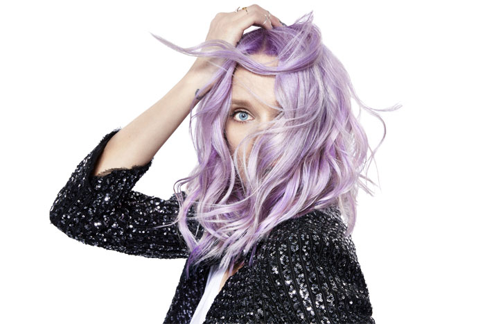 loreal professionnel colorful hair